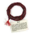 Wooden Malla Beads