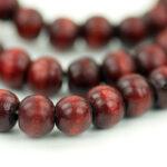 Wooden Malla Beads 3