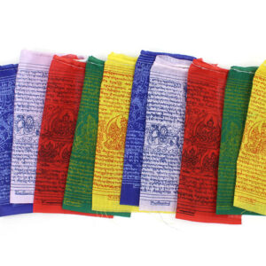 Medium Tibetan Prayer Flags