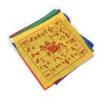 Mini Tibetan Prayer Flags on Magnets 2