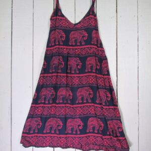 Elephant Strappy Dress