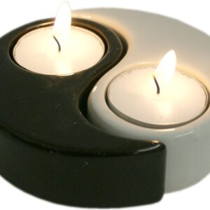 Yin Yang Tealight Holder
