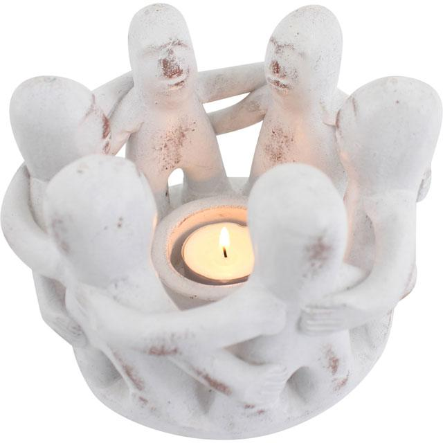 Circle of Friends Tealight Holder