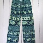 Elephant Straight Trousers