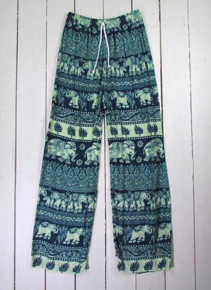 Elephant Straight Trousers
