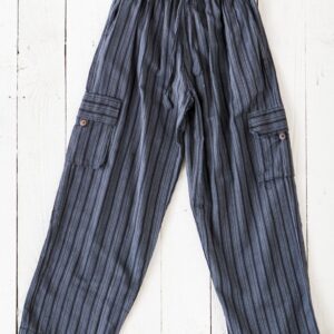 Gringo Striped Trousers With Pockets