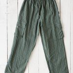 Gringo Striped Trousers With Pockets 2