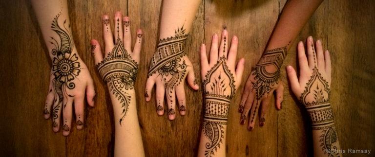 Henna Paste Kaveri Mehendi Cone
