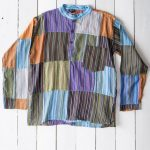 Gringo Striped Patchwork Shirt 2