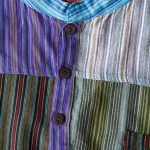 Gringo Striped Patchwork Shirt 3