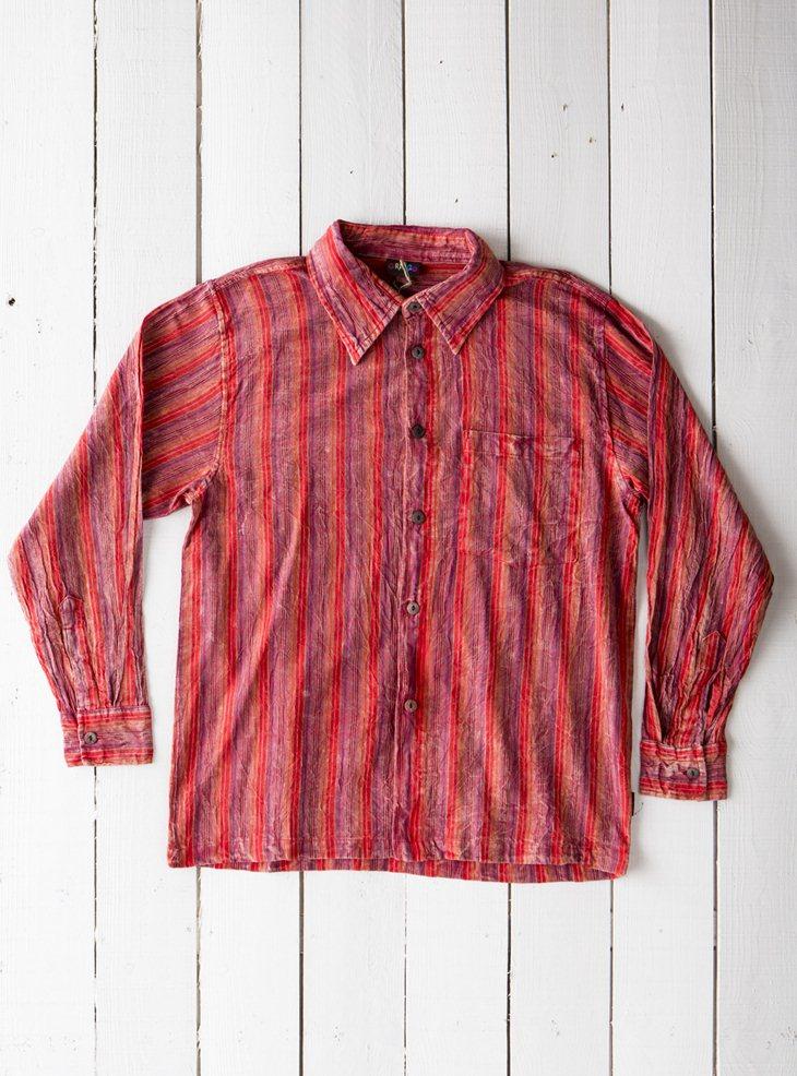 Gringo Stonewash Collar Shirt
