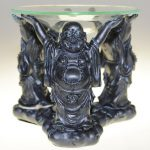 Three Buddha Oil Burner 2