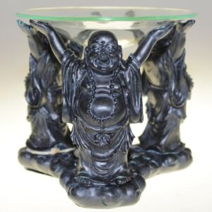 Three Buddha Oil Burner