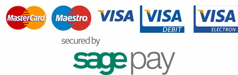 Sagepay card logos